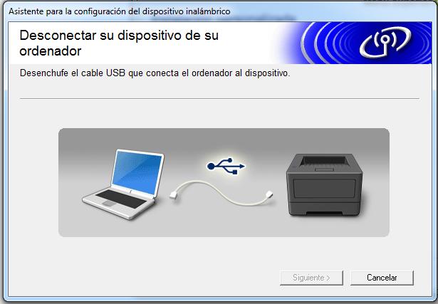 Instalador Borther QL-710W paso 12
