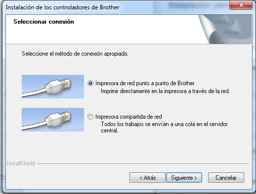 Instalador Borther QL-710W paso 4