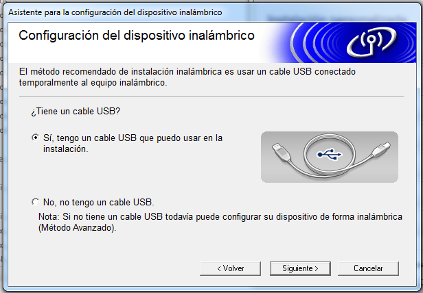 Instalador Borther QL-710W paso 6