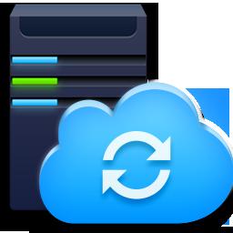 Logotipo solución ficheros en la nube