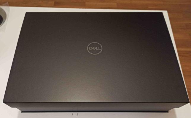 Caja nuevo XPS de Dell