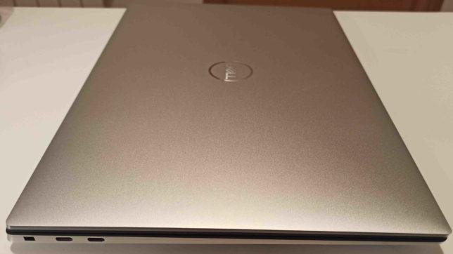 Lateral nuevo XPS de Dell